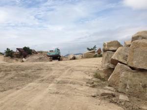 犬島採石場